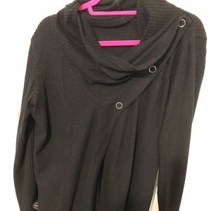 Maurice's XXL cowl neck sweater